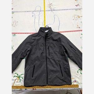 Men's Large Van Heusen Soft Lined Bomber Jacket
